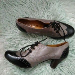 Jeffrey Campbell Ibiza lace up shoes